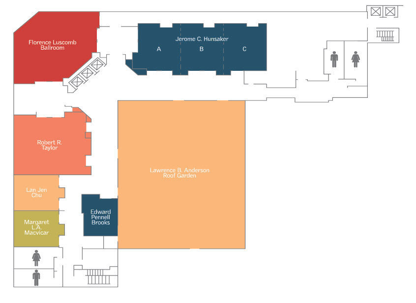 Meeting Space Floor Plans